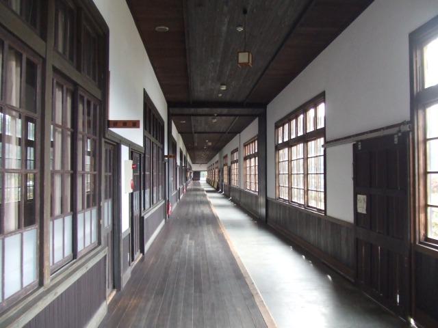 Komehakubutsukan-passage